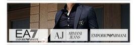 アルマーニ ARMANI COLLEZIONI GIORGIO ARMANI  EMPORIO ARMANI EA7 Armani Jeans イーエーセブン