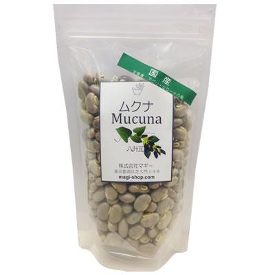 国産ムクナ豆