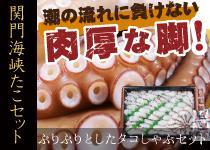 関門海峡タコセット