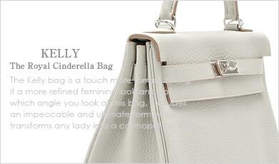 HERMES KELLY:The Royal Cinderella Bag