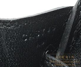 エルメス バーキン25 ブラック トゴ ゴールド金具