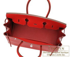 Lecrin Boutique Tokyo  Hermes Birkin bag 35 Rouge casaque Epsom ... dee1733817