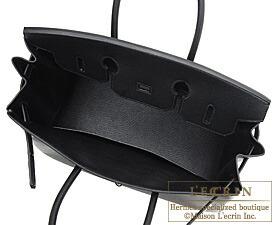 590d1b0443 Lecrin Boutique Tokyo  Hermes Birkin bag 35 Black Epsom leather ...