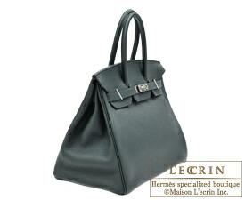 Lecrin Boutique Tokyo  Hermes Birkin bag 35 Vert fonce Togo leather ... 6d61a609adbb7
