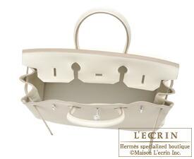 エルメス バーキン35 クレ トゴ シルバー金具
