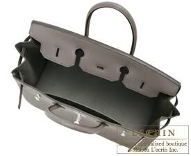 エルメス バーキン35 エタン トゴ シルバー金具