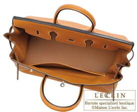エルメス バーキン35 トフィ トリヨンクレマンス シルバー金具