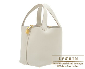 311ee1174a ... good hermes picotin lock bag mm beton clemence leather gold hardware  f69e3 0cf7b