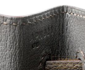 エルメス ケリー32/外縫い エタン ヴォーエプソン シルバー金具
