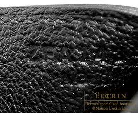 エルメス バーキン35 ブラック トゴ ゴールド金具