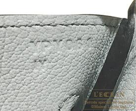 エルメス バーキン30 ブルーペール トリヨンクレマンス シルバー金具