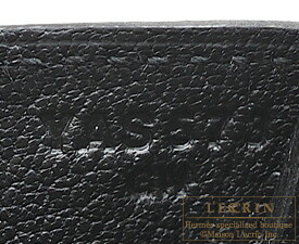 エルメス バーキンタッチ30 ブラック トゴ/クロコダイル アリゲーターマット ゴールド金具
