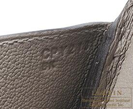 エルメス バーキン35 グリアスファルト ヴォーエプソン シルバー金具