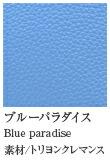 ブルーパラダイス