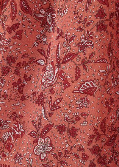 かりゆしウェア(沖縄版アロハシャツ) MAJUN - 琉球華更紗
