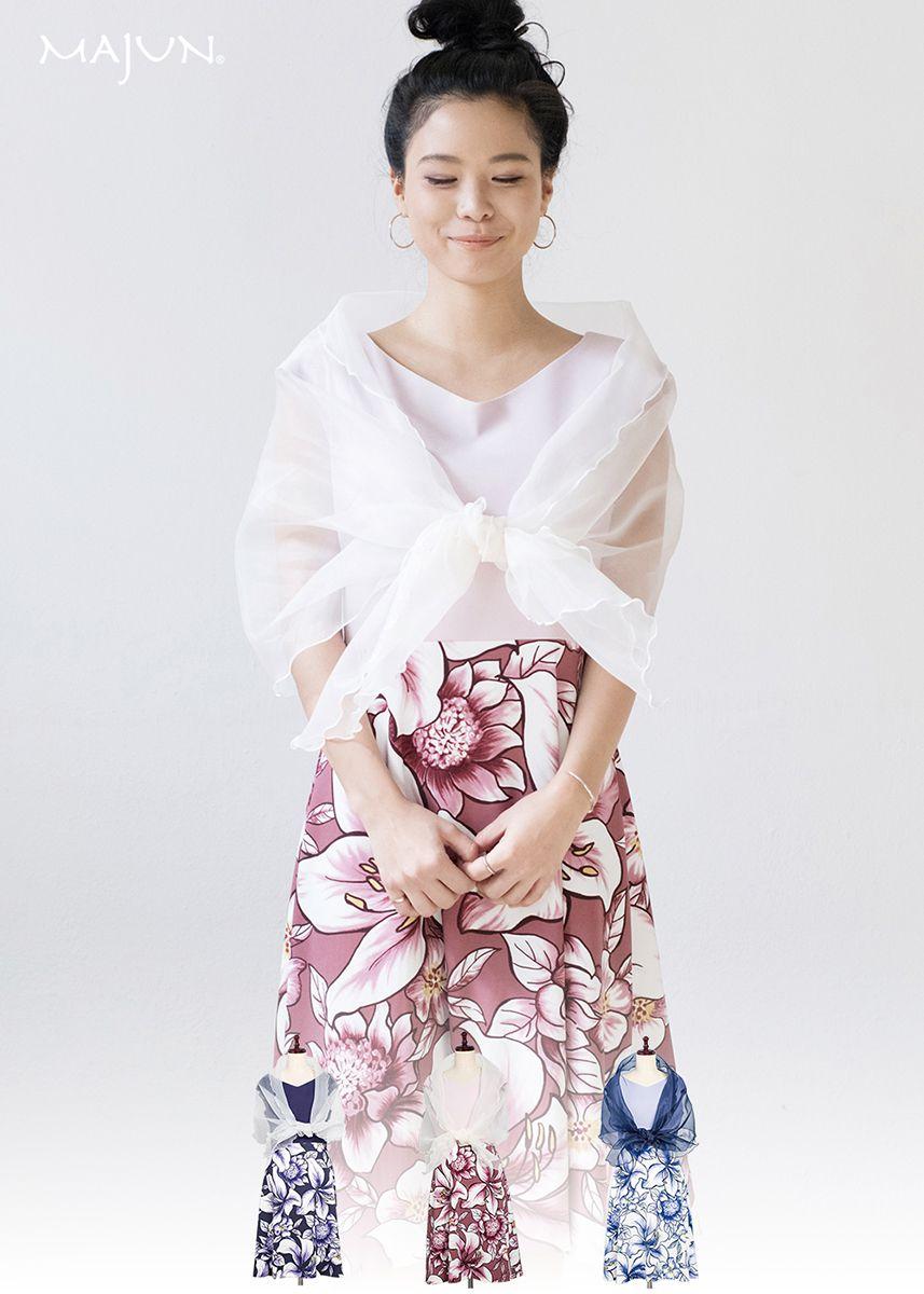 かりゆしウェア アロハシャツ かりゆし 結婚式 MAJUN マジュン グロリアスリーパッション