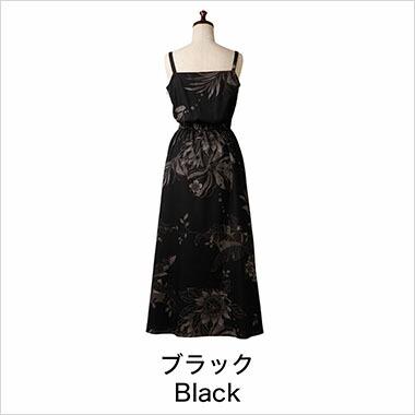 �りゆ�ウェア(沖縄版アロ�シャツ) MAJUN - ブラック