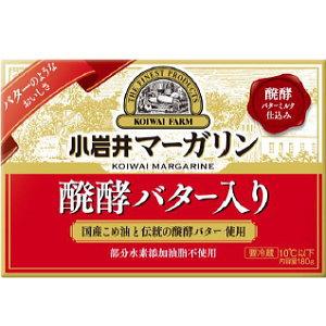 KOIWAI 小岩井乳業小岩井マーガリン 醗酵バター入り