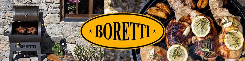 BORETTI イタリア製BBQグリル