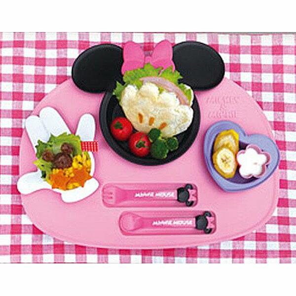 アイコン ランチプレート ミッキーマウス・ミニーマウス