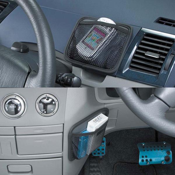Kyarahouse Napolex Jk 57 Mesh Pocket S Car Interior Car