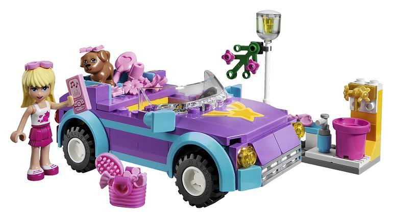 【LEGO・レゴブロック・女の子向け・ドール・新商品・ブロック遊び・れご・おもちゃ・知育玩具】【取寄品】【T】【楽ギフ_包装】
