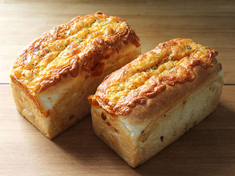 レシピ:チーズブレッド(フロマージュ)