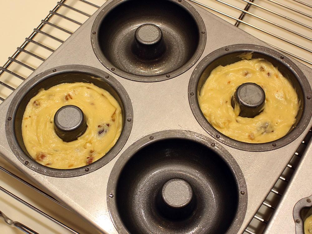 バターケーキ生地