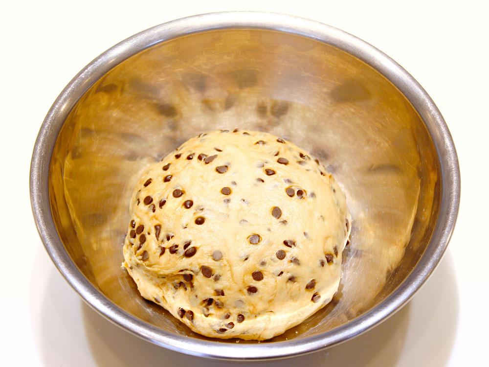 チョコミントパン
