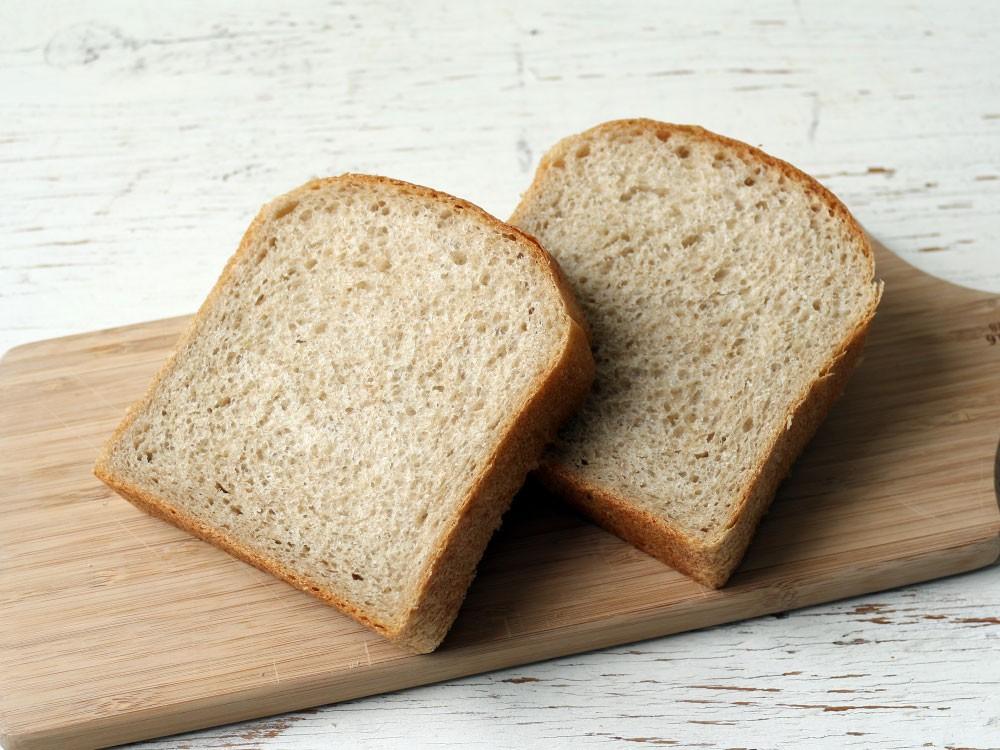 ライ麦山食パン