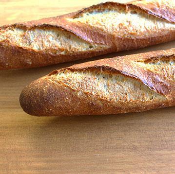 E65 ホシノ丹沢酵母パン種 焼成
