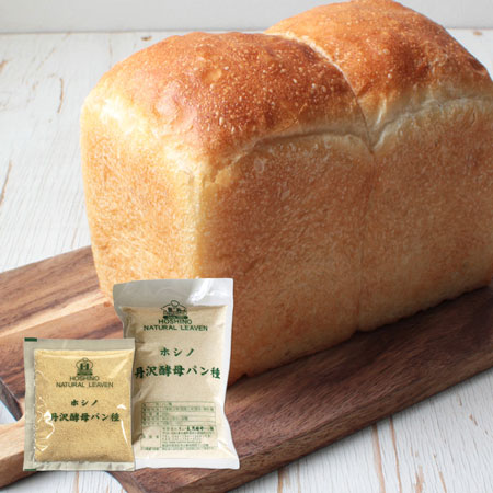 丹沢酵母パン種