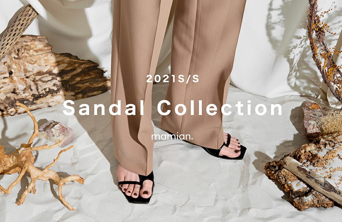 mamian楽天市場店 21ss sandal collection