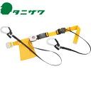 在庫処分特価 2丁掛け式 安全帯 巻取+小型巻取 軽量バックルタイプ ST#565-SK-50F-W(QS-1F) 高所作業 安全ベルト 命綱