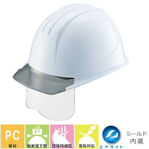 谷沢製作所/エアライト内装ST#161VJ-SH/蜂の巣ヘルメット(161-JZV-SH)