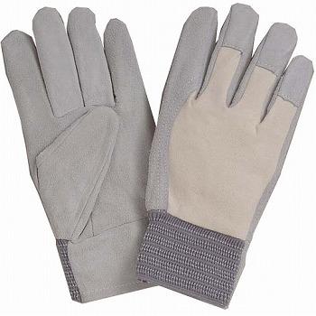 床革内縫い革手袋 甲メリヤスジャージ [10双入] WL-100 甲メリヤス(甲側布製)