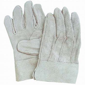 外縫い革手袋奉仕品3双入×5セット [総数15双] 459 総革製