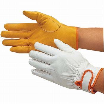 高級牛革製手袋 マジック止 [100双入] 425 総革製