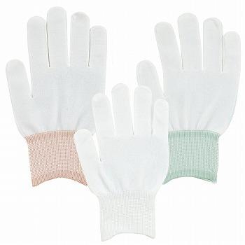 手にピタッとするスベリ止手袋 [10双入] G-580 化学繊維 極薄