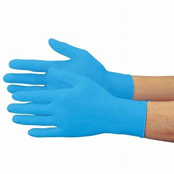 ニトリル極薄手袋 [100枚入] 256 ニトリルゴム 粉なし