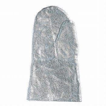 耐熱アルミ手袋 2本指29cm [30双入] A
