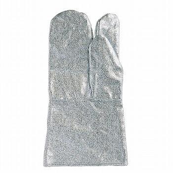 耐熱アルミ手袋 3本指35cm [30双入] C