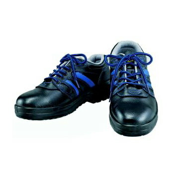 安全シューズ静電短靴タイプ JW-753 紐靴 JSAA規格 プロテクティブスニーカー