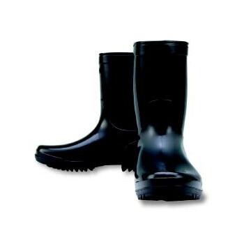 作業半長靴 WW-724 レインブーツ ショートタイプ