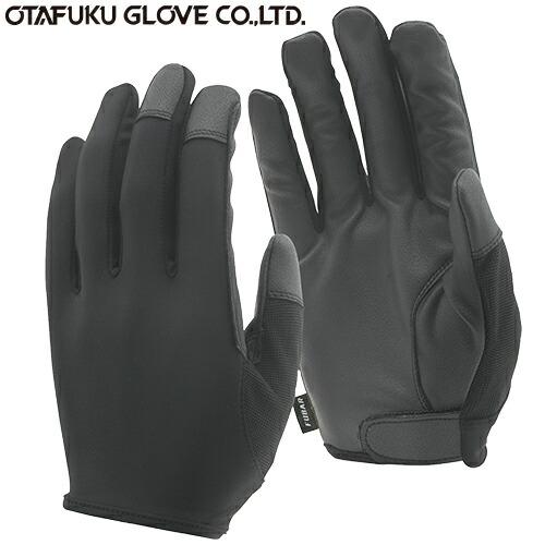 FUBAR フーバー シンセティック レザーグローブ インサイドベルトモデル[5双入] FB-64 作業手袋