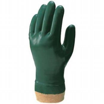 作業用手袋ハイロン#50 (ジャージ付) [10双入] No.50 ビニール手袋 裏布あり