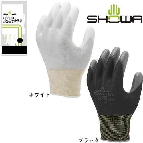 パームフィット手袋 10双 B0500 ポリウレタン