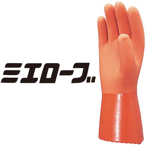 やわらかNo.5(シームレス) 10双セット 502 ビニール手袋 裏布あり