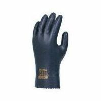 ダイローブ 裏地付静電気対策用 スベリ止付 [10双入] 300 ゴム手袋 裏布あり