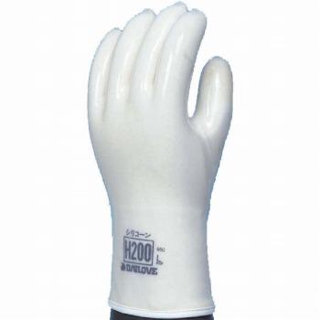 ダイローブ S,L 耐熱・耐溶剤用 シリコーン手袋 [1双入] H200